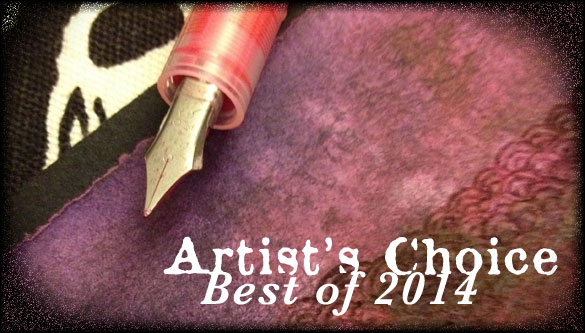 Artist's Choice: Best of 2014 from Amy Crook