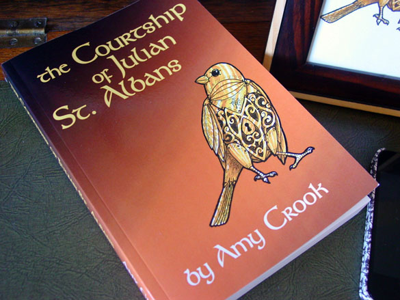 The Courtship of Julian St. Albans by Amy Crook