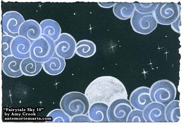 Fairytale Sky 10 by Amy Crook
