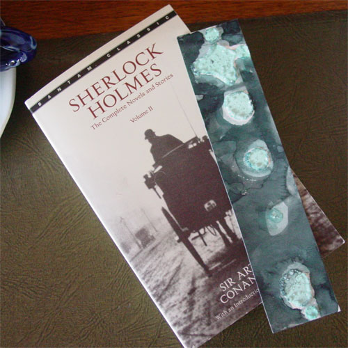 Horizon bookmark by Amy Crook