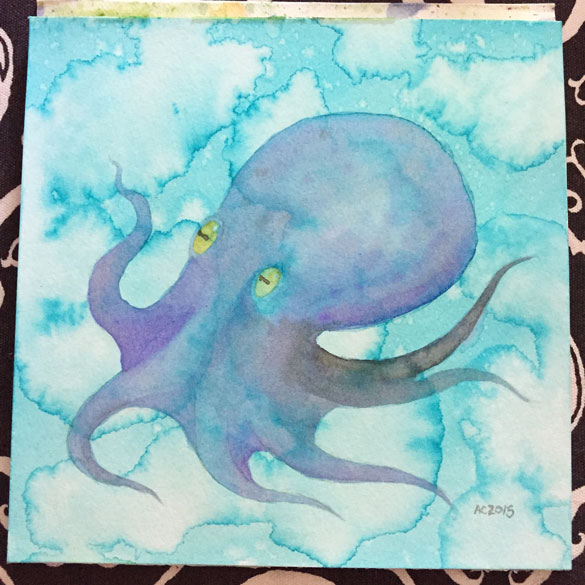 Day 13 - Inktopus