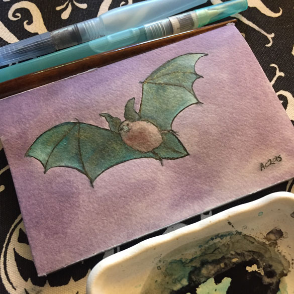 Day 20 - a better Bat