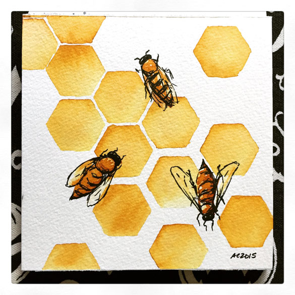 Day 23 - BEES