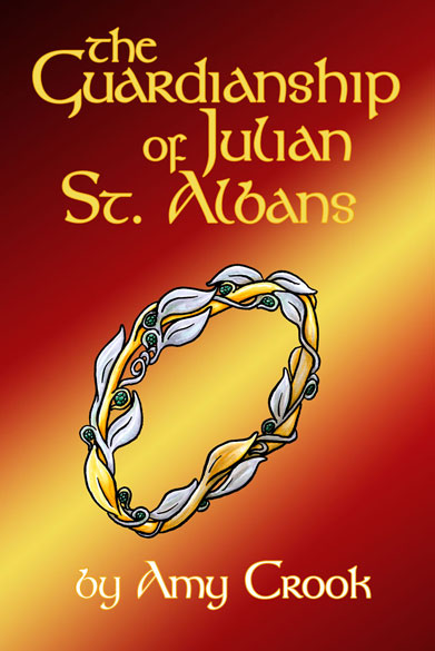 The Guardianship of Julian St. Albans by Amy Crook on Amazon