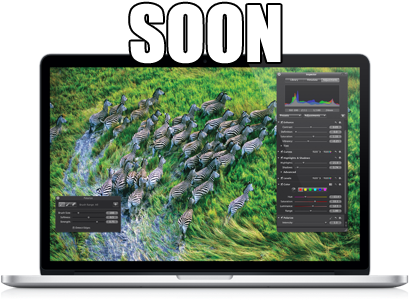 MacBook Pro with Retina Display - SOON