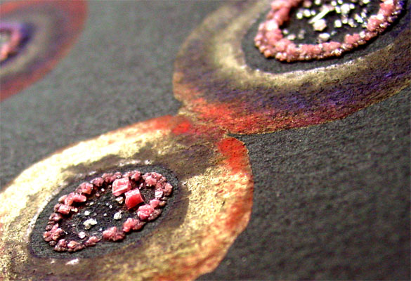 Mood Ring, detail 1, by Amy Crook