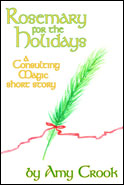 Rosemary for the Holidays by Amy Crook