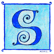 S is for Spirals