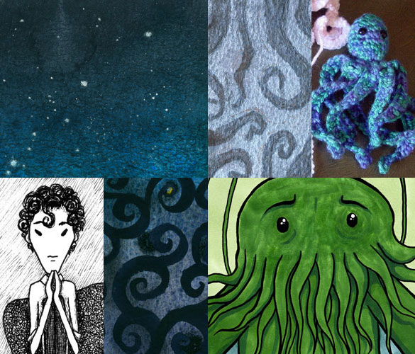 a tentacular week of art