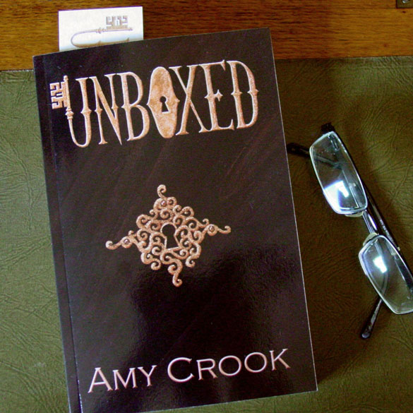 Unboxed by Amy Crook