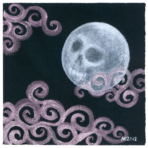 Vampire Moon by Amy Crook, $199