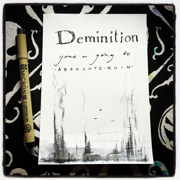 Word 1: Deminition