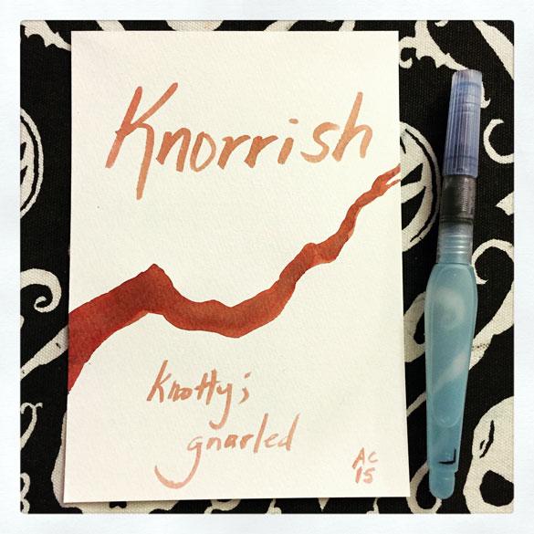 Word 19: Knorrish