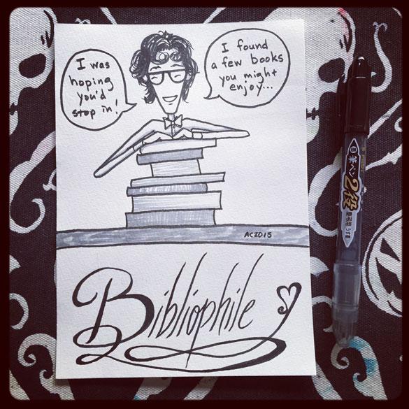 Word 2: Bibliophile