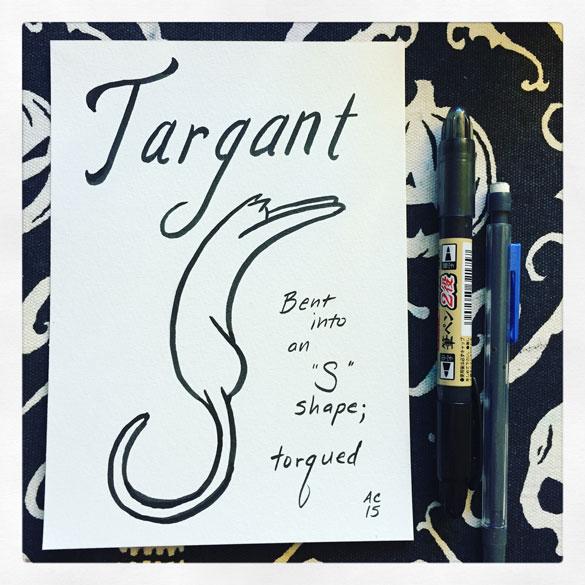Word 21: Targant
