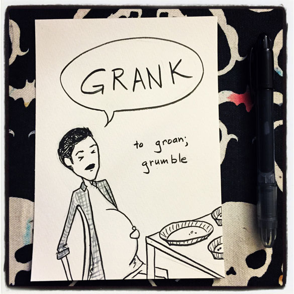 Word 26: Grank