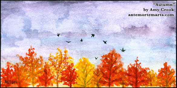 Autumn by Amy Crook