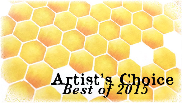 Artist's Choice: Best of 2015 from Amy Crook