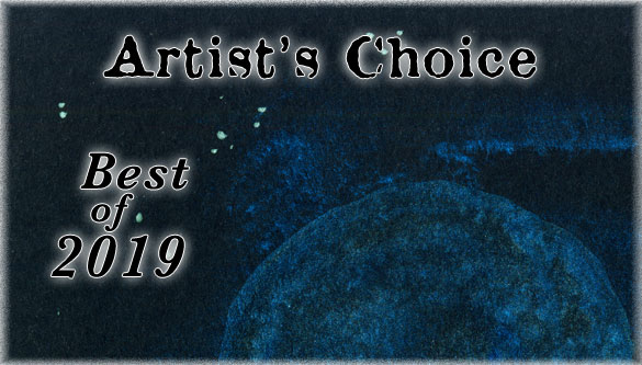 Artist's Choice - Best of 2019 by Amy Crook
