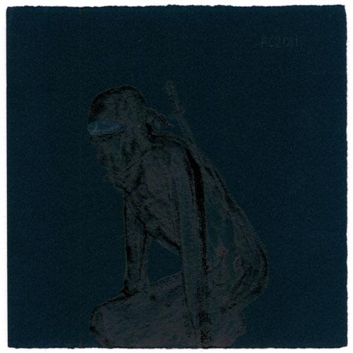Ninja at Night by Amy Crook
