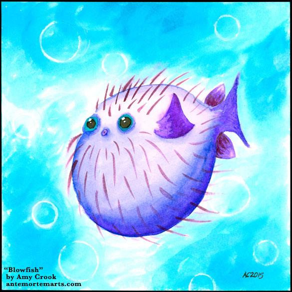 Blowfish by Amy Crook