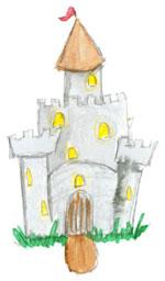 castle for Tara Swiger's Map-Making Guide