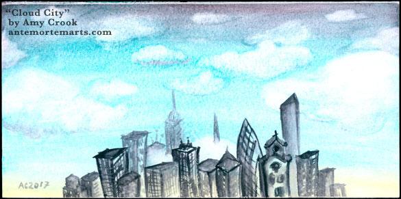 Cloud City by Amy Crook
