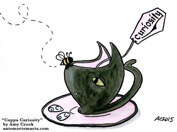 Cuppa Curiosity by Amy Crook
