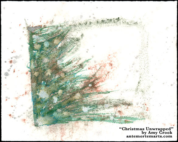 Christmas Unwrapped by Amy Crook