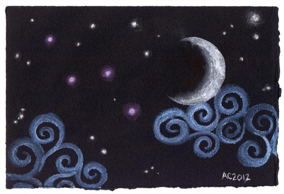 Fairytale Sky 2 by Amy Crook
