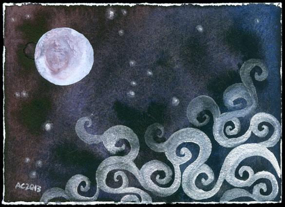 Fairytale Sky 7 by Amy Crook
