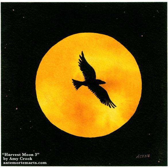 Harvest Moon 3, art by Amy Crook