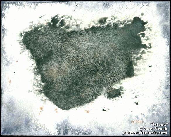 Island by Amy Crook