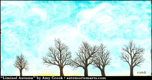 Liminal Autumn by Amy Crook