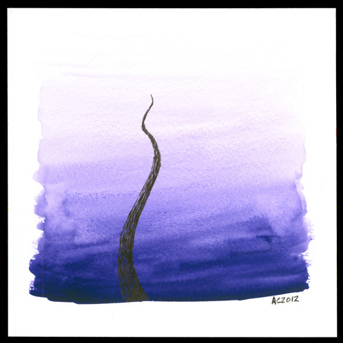 Lone Tentacle by Amy Crook