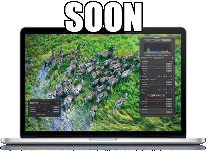 MacBook Pro with Retina Display - SOON
