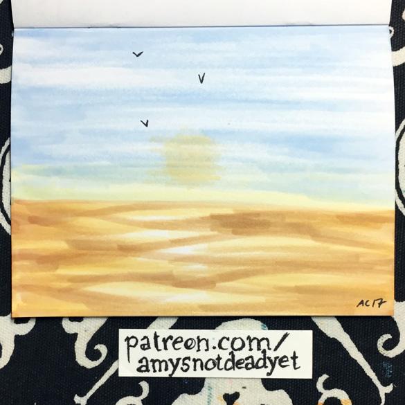 Desert by Amy Crook