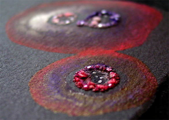 Mood Ring, detail 2, by Amy Crook