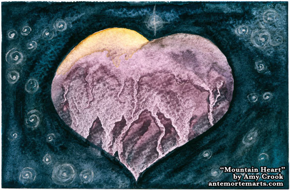 Mountain Heart by Amy Crook