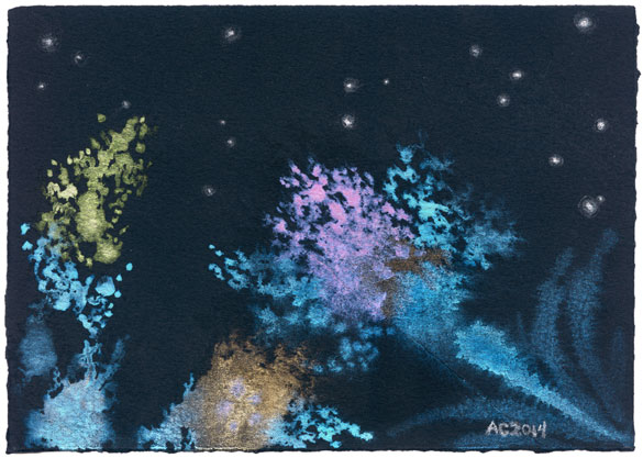 Night Blooming by Amy Crook