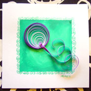 Q is for Quilling