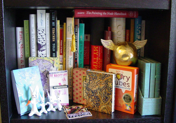 bunnies, books, and a Snitch!