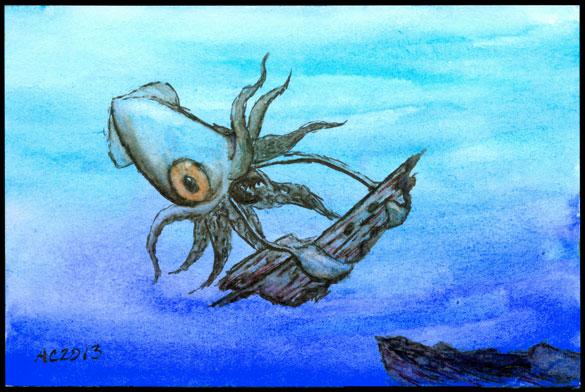 Shipwreck by Amy Crook