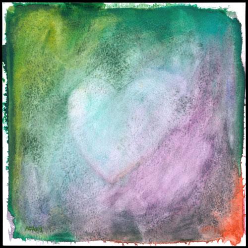 Telltale Heart by Amy Crook