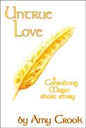 Untrue Love by Amy Crook