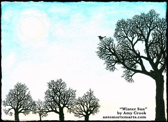 Winter Sun by Amy Crook