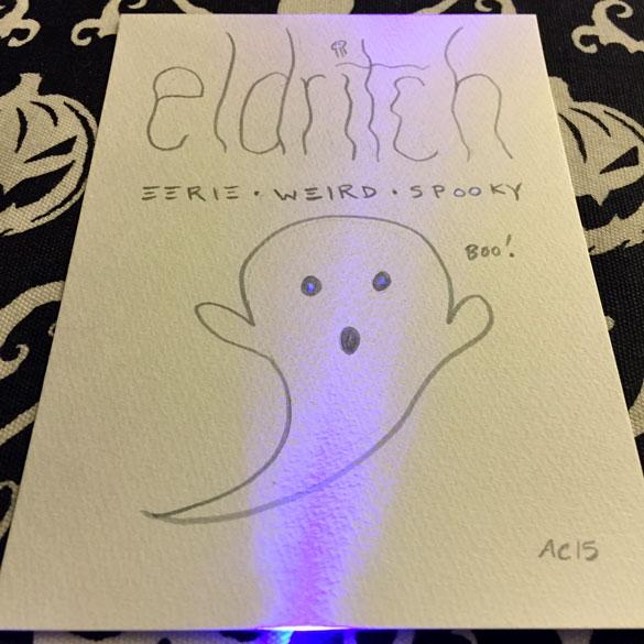 Word 14: Eldritch